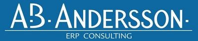 A.B. Andersson – ERP Consulting, Enterprise Architecture